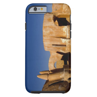 Famous movie set of Star Wars movies in Sahara Tough iPhone 6 Case