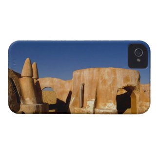 Famous movie set of Star Wars movies in Sahara iPhone 4 Case-Mate Case