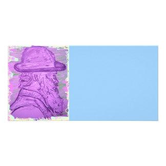 famous painter art picture card