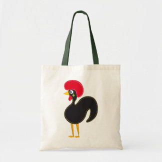 Famous Rooster of Barcelos 01 Budget Tote Bag