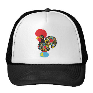 Famous Rooster of Barcelos Nr 06 Cap