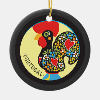 Famous Rooster of Barcelos Nr 06 Christmas Ornament