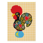 Famous Rooster of Barcelos Nr 06 Print