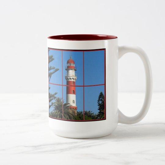Famous Swapokmund Lighthouse Jumbo Mug