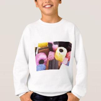 famous sweets of Liquorice Sweatshirt