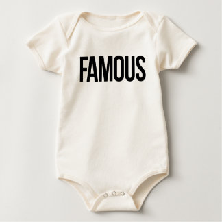Famous Rompers