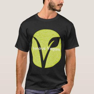 Famous Vegans T-shirt
