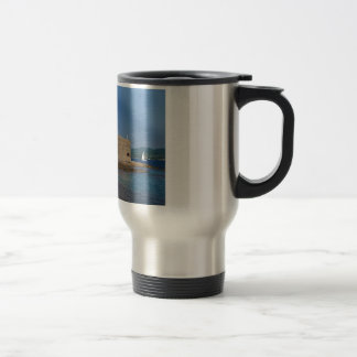 Famous village Saint Tropez in France Coffee Mug