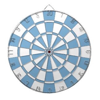 Fan Colors Dart Board