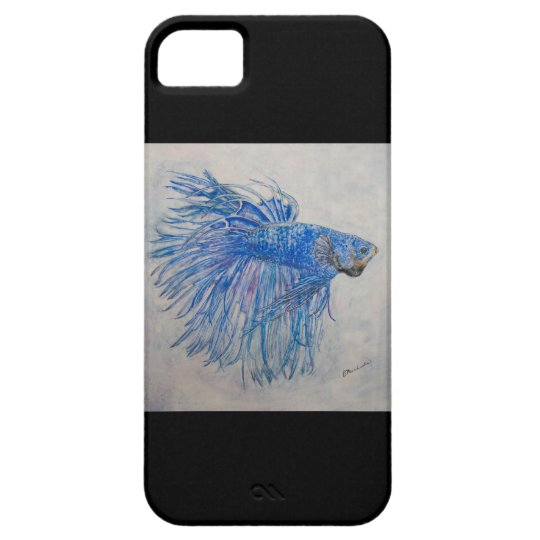Fan Dance iPhone 5/5S, Barely There iPhone 5 Case