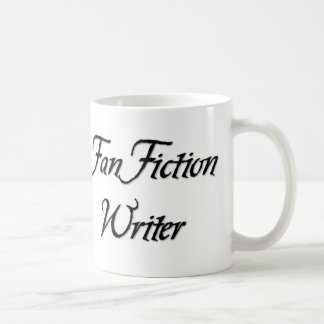 Fan Fiction Writer Coffee Mug