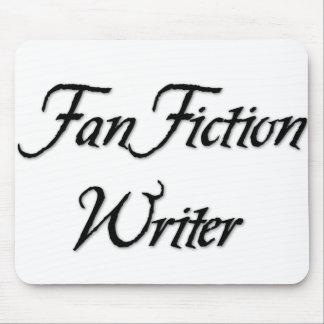 Fan Fiction Writer Mouse Pads