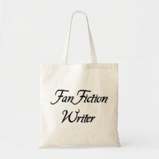 Fan Fiction Writer Tote Bag