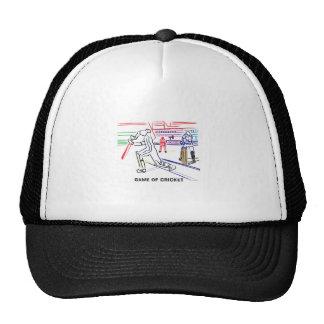 Fan of games of Cricket Cap