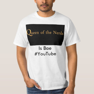 Fan Shirt for Queen of the Nerds Enthusiasts