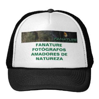 fanature, FANATURE AMATEUR PHOTOGRAPHERS OF NATURE Trucker Hat