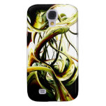 Fanciful Abstract 3G Galaxy S4 Case