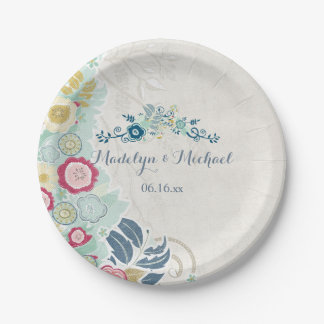 custom paper plates for wedding Create beautiful personalized party supplies from for your party for your wedding or event the custom napkins you create here will be the party napkins of the year.