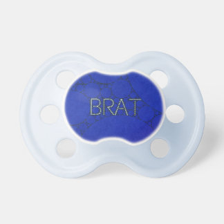 Fancy Abstract Custom Booginhead Pacifier