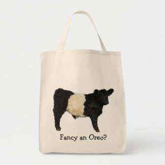 Fancy an Oreo? Belted Galloway Cow