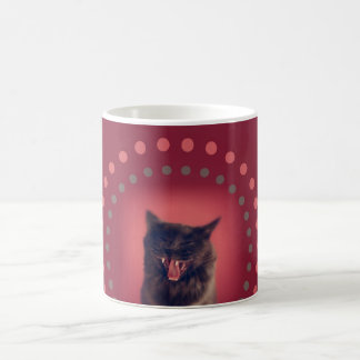 Fancy-ass cat mug