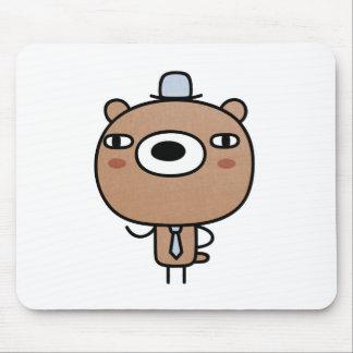 Fancy Bear Mouse Pad