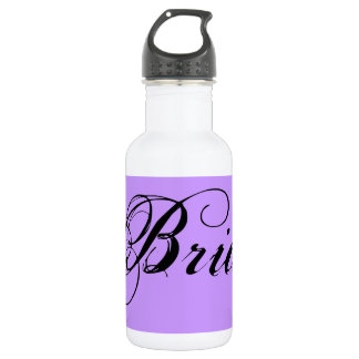 Fancy Bride On Lavender 532 Ml Water Bottle