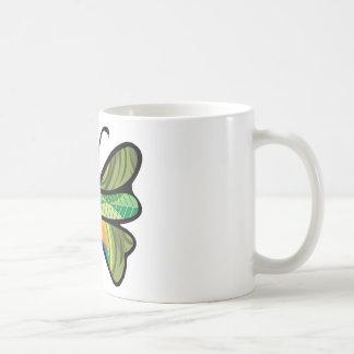 Fancy Butterfly Basic White Mug