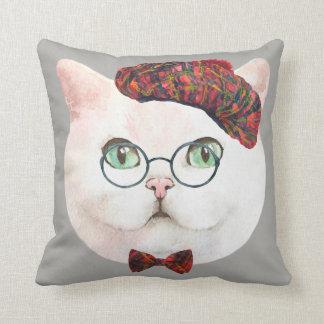 Fancy Cat Pillow 2