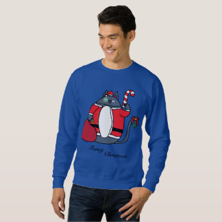 Fancy Christmas Men's Sweater
