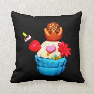 Fancy Cupcake Cushion