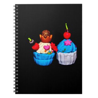 Fancy Cupcakes Notebooks