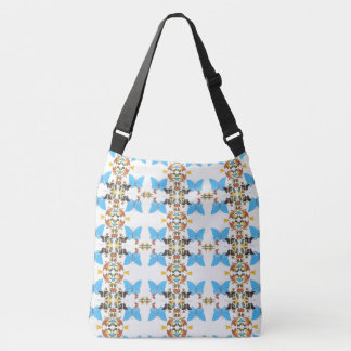 Fancy Cute Butterfly Collage Stylish Designed Bag