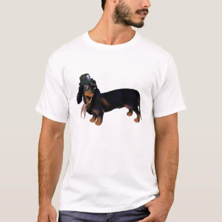 Fancy Dachshund T-Shirt