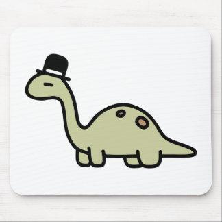 Fancy Dinosaur Mouse Pad