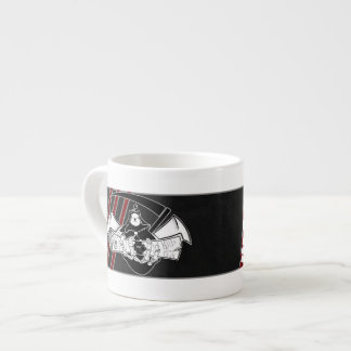 Fancy DnT Banner Specialty Mug