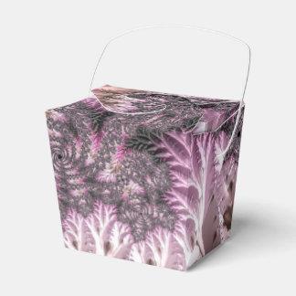 Fancy Elegant Fractals With Cool Mandala Patterns Favour Box