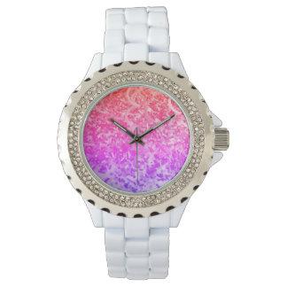 Fancy Fancy Rhinestone Watch