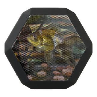 Fancy Fantail Goldfish Black Boombot Rex Bluetooth Speaker