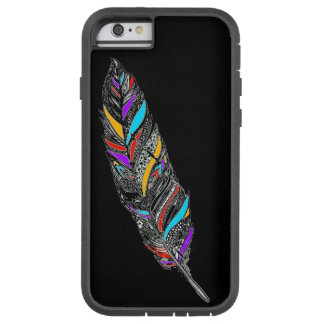 Fancy Feather phone case