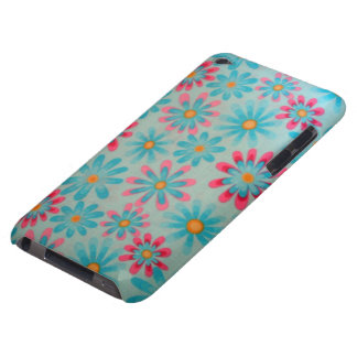 Fancy Floral Barely There iPod Case