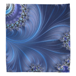 Fancy & Fun Fractals With Cool Mandala Patterns Bandana