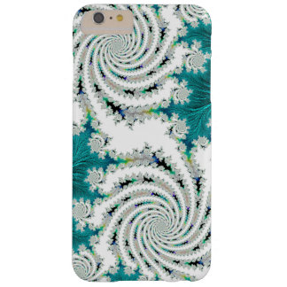 Fancy & Fun Fractals With Cool Mandala Patterns Barely There iPhone 6 Plus Case