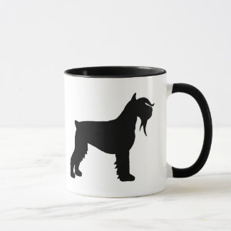 Fancy Giant Schnauzer Mug