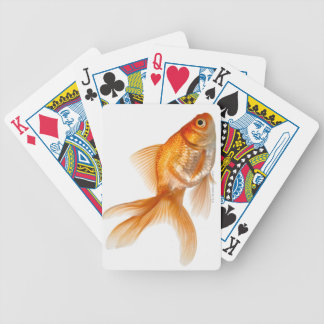 Fancy Goldfish Bicycle Playing Cards
