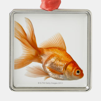 Fancy Goldfish Christmas Ornament