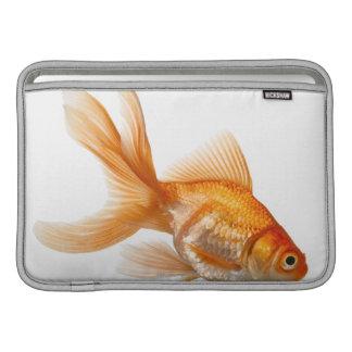 Fancy Goldfish MacBook Sleeve