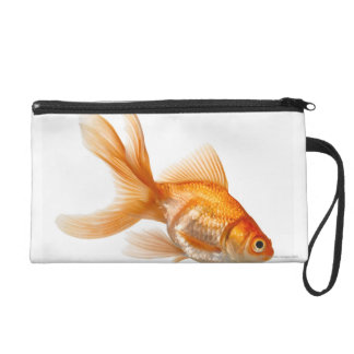 Fancy Goldfish Wristlet