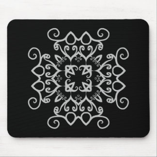 Fancy gothic victorian mouse mat