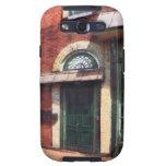 Fancy Green Door Burlington NJ Galaxy S3 Covers